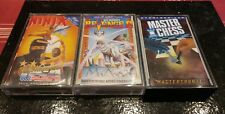 ATARI 800XL/130XE/NEW XE 3 GAME BUNDLE. NEW OLD STOCK