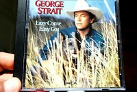 George Strait - Easy Come Easy Go  -  CD, VG