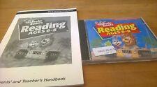 Reader Rabbit's reading ages 6-8 CD rom
