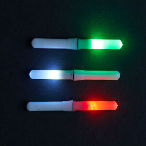 Balzer LED Elektro Knicklicht weiss, rot, grün, Ersatzbatterie CR 322 3V