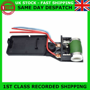 FIT MINI COOPER R50 R52 R53 03-08 MOTOR ENGINE COOLING FAN RESISTOR 17117541092R