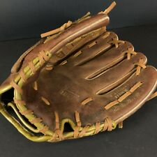 """Rawlings Pp110Br Leather Baseball Glove 11"""" Right Hand Throw Rht Youth"""