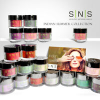 SNS Nail Gelous Colors Indian Summer Collection (IS) *Choose any color*