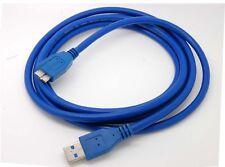 USB 3.0 PC Data SYNCCable Cord For Seagate GoFlex Desk Desktop Adaptor STAE107