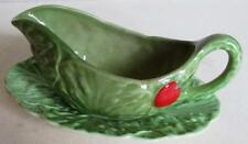 Earthenware Carlton Ware Pottery Gravy Boats