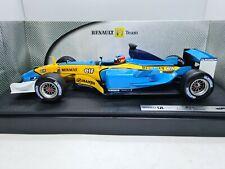 HotWheels Renault F1 R23 Fernando Alonso. 1:18