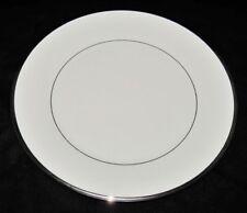 """Lenox SOLITAIRE, Platinum Trim, Dinner Plate, 10 3/4"""""""