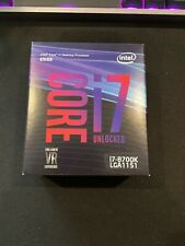Intel Core i7-8700K 5.0GHZ OC (STABLE) DELID WITH THERMAL GRIZZLY LIQUID METAL