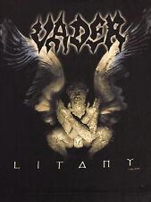 Vader Vtg Tour Shirt Metallica Slayer Morbid Angel Corpse Napalm Death Obituary