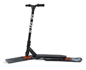 Micro Black Ice, Snowpark Scooter das Profigerät Neu