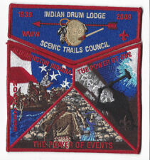 OA Lodge 152 Indian Drum The Power Of Events Scenic TrailsCouncil [WWW220]