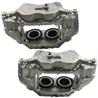Pair Front Brake Caliper Calipers for Toyota Hilux Pickup LN106 LN107 LN111 FJ70