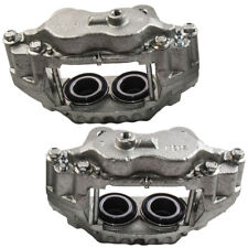 Pair Front Disc Brake Caliper Calipers for Toyota Hilux LN106 LN107 LN111 FJ70