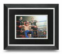 Stephen Graham Signed 10x8 Framed Photo Display Snatch Autograph Memorabilia