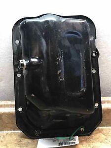 Oil Pan Steel Black Front Passenger Or Driver MAZDA PROTEGE 99 00 01 02 03 OEM