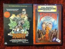 Redneck Zombies + Zombiethon / Full Moon's  GrindHouse Collection : 2 New DvD