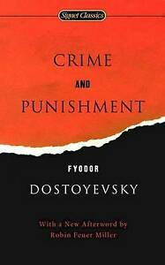 Crime And Punishment by Fyodor Dostoyevsky 9780451530066 NEW Book