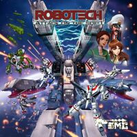 Robotech - Attack of the SDF-1