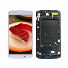 FOR LG K7 MS330  Metro PCS K330 2016 LCD Touch Screen Digitizer White +Frame