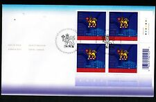 Canada 2002 Governors General Fdc* Bl/4 # 1940 cat $7.00 Box 511