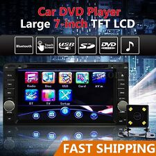 7'' Car DVD Player Stereo Radio USB For Toyota Land Cruiser Corolla Camry