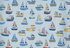BLACKOUT MTM ROMAN BLIND PRESTIGIOUS SAILING BOATS BOAT CLUB OCEAN BLUE GREEN