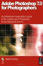 Adobe Photoshop 7.0 for Photographers: A professional image editor's guide to t