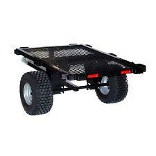 Flat Bed Trailer ATV Quad Bike Ride On Mower Tractor High Load Warranty
