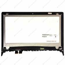 """15.6"""" Monitor LCD Pantalla táctil montaje para Lenovo Flex 2-15d 20377 + MARCO"""