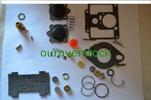 NEW Genie Carburetor Repair Kit (Genie: 28714, 28714GT)