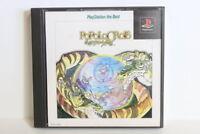 POPOLOCROIS Monogatari the Best PS1 PS 1 PSX PlayStation Japan Import US Seller