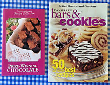 Country Cooking's PRIZE-WINNING CHOCOLATE/Better Homes & Gardens' BARS & COOKIES
