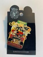 DLR 75th Anniversary Symphony Hour 3-D Mickey Mouse Disney Pin LE (B)