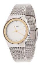 BERING Damen Armbanduhr Funkuhr silber 51930-010