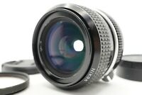 [EXC+5] Nikon Nikkor Non-Ai 28mm f/2.8 MF Prime Lens From Japan