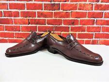 # Crockett & Jones Tan Loafers UK 7.5 US 8.5  EU 41.5 E Reg Fit Very minor Use