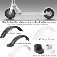 Electric Scooter Rear/Front Fenders Repair Part Mudguard For Xiaomi Mijia M365