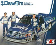 JOEY LOGANO signed NASCAR DRIVER CARD with COA