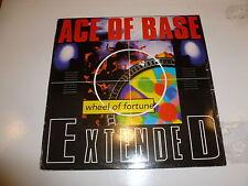 "ACE OF BASE - Wheel Of Fortune - 1993 12"" German 4-track Vinyl SIngle"