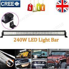 42 Inch 240W Led Work Light Bar Combo Beam Driving Lamp Offroad 12/24V 4x4