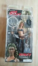 Sin City Nancy action figure 2005 unopened with accessories Neca Reel Toys