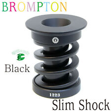 Brompton Rear Slim Shock coil spring Black,Minivelo,Made in Korea,Free shipping