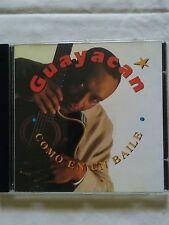 """ORQUESTA GUAYACAN """"COMO EN UN BAILE """"SALSA CARIBBEAN TROPICAL AUDIO CD"""
