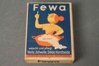 Fewa Detergente D. R.p. Pubblicità Chemnitz Originale 50 Tgl Sigillato 2.WK