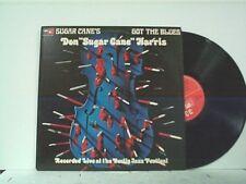 """DON SUGAR CANE HARRIS """"GOT THE BLUES"""" LP  M / NM  NO BAR CODE"""
