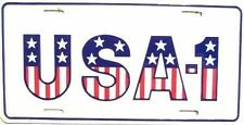 Pontiac Oldsmoble Buick Cadillac Front Bumper Rear Bumper License Plate USA1