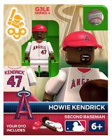 Howie Kendrick OYO Los Angeles Dodgers MLB Mini Figure NEW G4