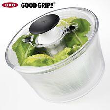 OXO Good Grips GRANDE LAVAINSALATA 4,2 LITRO insalata ASCIUGARE Fling GENIALE