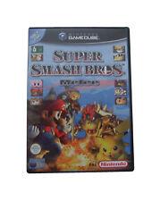 NINTENDO GAMECUBE/Wii ~ SUPER SMASH BROS MELEE ~ {Complete & Perfect} ~ NTSC-US