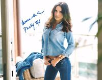 Carmella DeCesare Signed Photo 8x10 #87A Playmate of the Month April 03 WWE S.I.